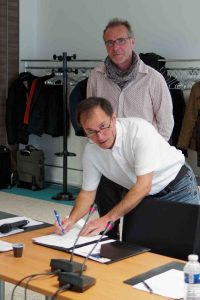 Signature Charte CoRPAR Poitou Charentes