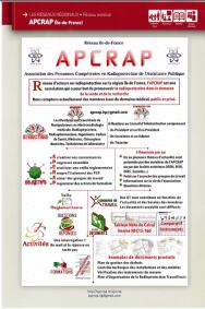 poster  présentation APCRAP